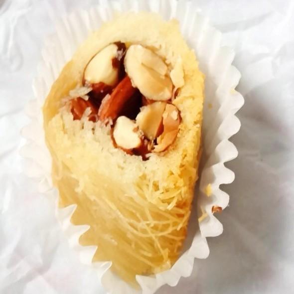Walnut Burma @ Damascus Bread & Pastry Shop