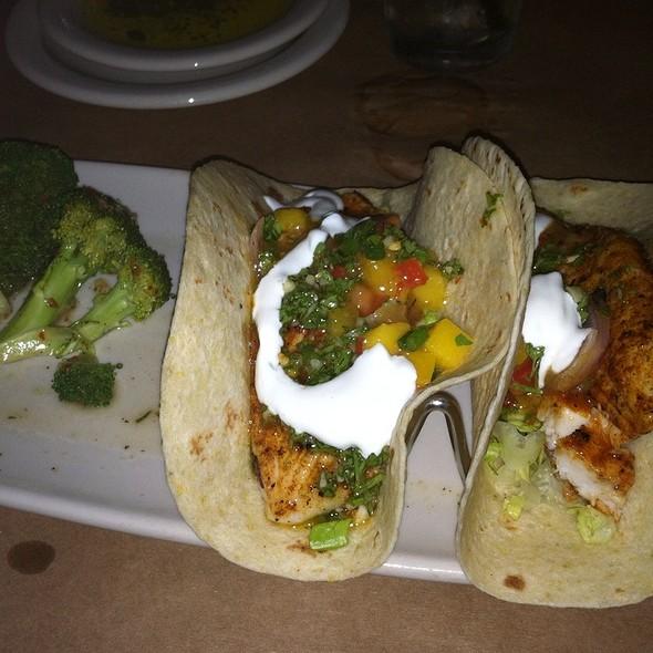 Baja Fish Tacos @ Bonefish Grill