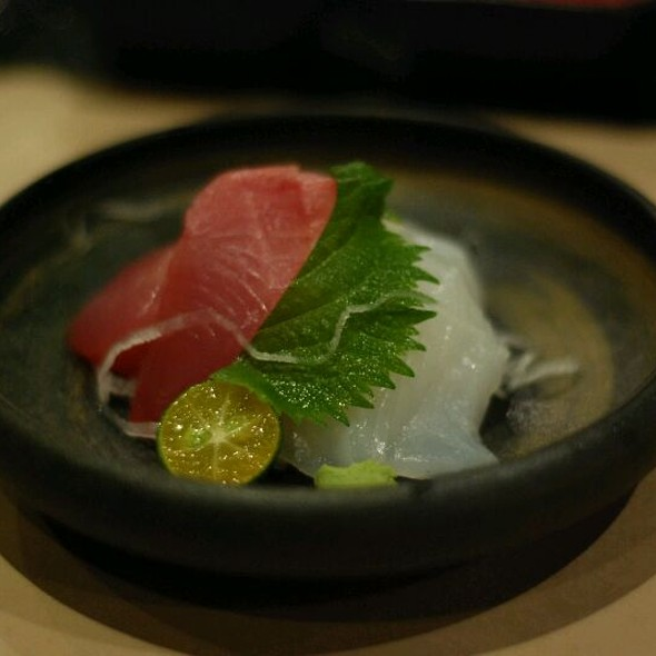 Sashimi @ Shen Yen Teppanyaki