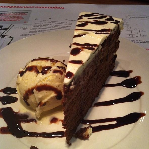 Chocolate Layer Cake Wagamama