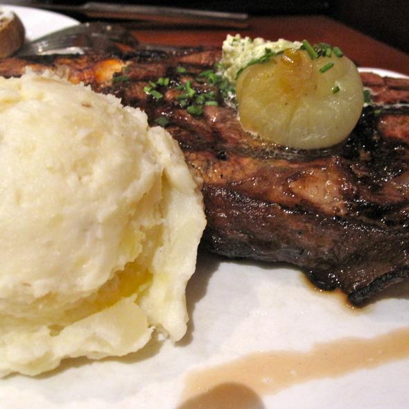 Ribeye Steak - The Final Cut Steakhouse, Maryland Heights, MO