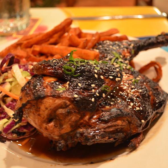 Huli Huli Chicken @ The Eastside