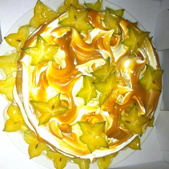 Torta @ Madeleine Café
