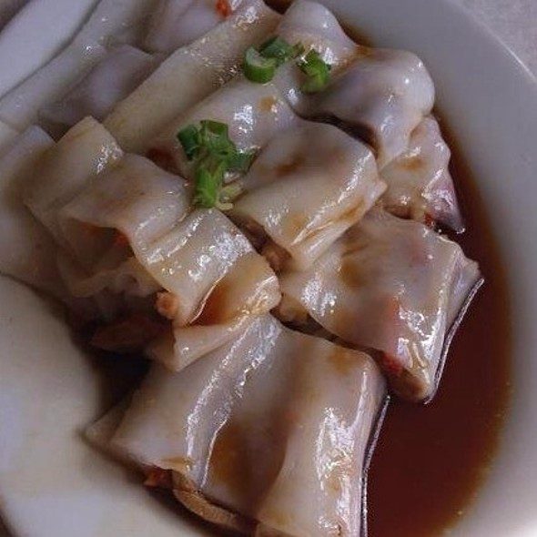 3 Kind Of Mushrooms Wrapped With Rice Noodle  @ Shanghai City