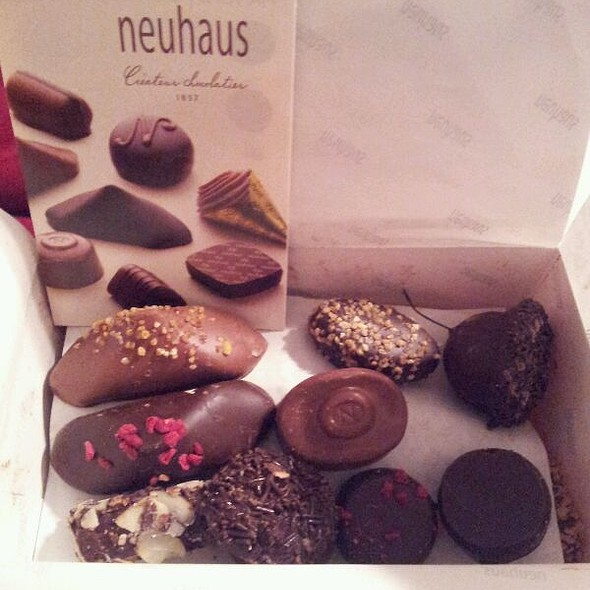 Neuhaus Belgian Chocolates @ Home