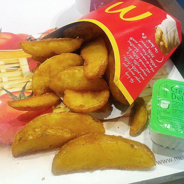 Potato Wedges @ McDonald's