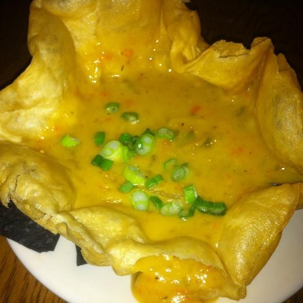 Cheddar Jalapeno Soup @ Tortilla Flats Restaurant