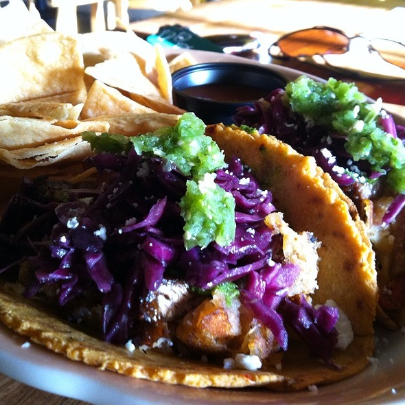 Braised Shortrib Tacos @ Tinga