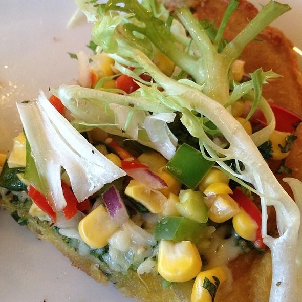 zuni flatbread - Memphis Cafe, Costa Mesa, CA