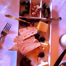 Seasonal Cheese Plate