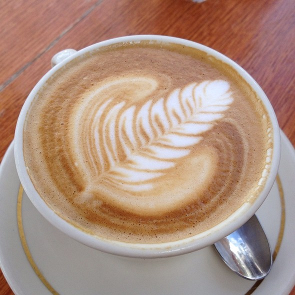 Skim Flat White @ Seabar, Dee Why