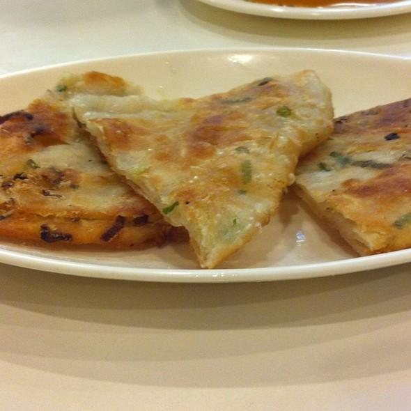 Scallion Pancakes @ Dim Sum Garden