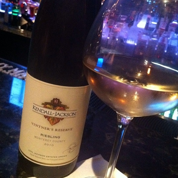 Riesling - The Society Restaurant & Lounge, Silver Spring, MD