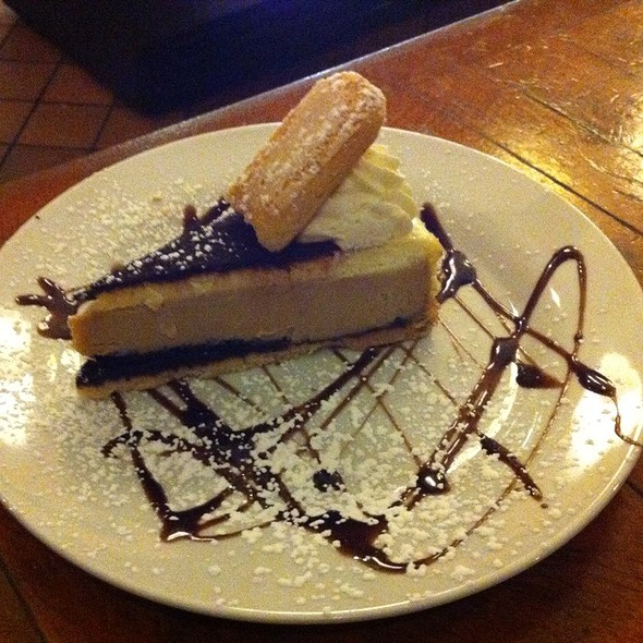 Tiramisu Cheesecake @ Future Bistro