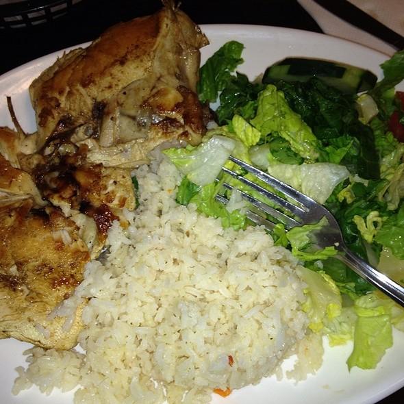 Grilled Chicken @ El Churro