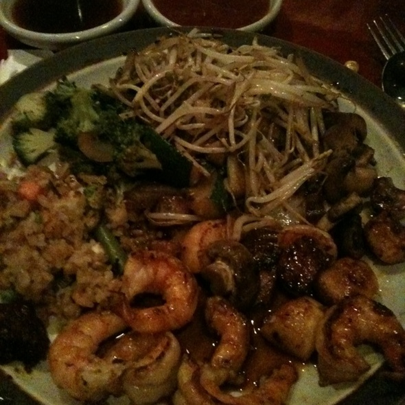 Shrimp And Scallops - Kobe Steaks - Dallas, Dallas, TX