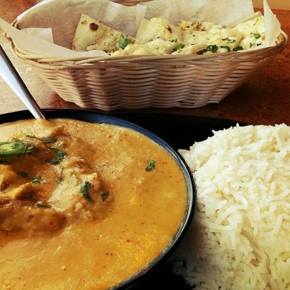 Chicken Korma @ Tarka Indian Kitchen