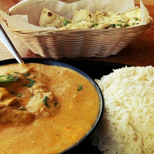 Chicken Korma @ Tarka Indian Kitchen