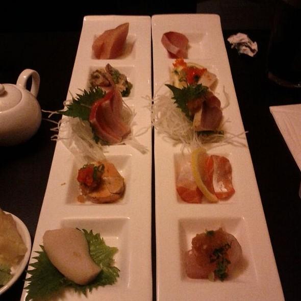 Omakase Sashimi @ Sushi In