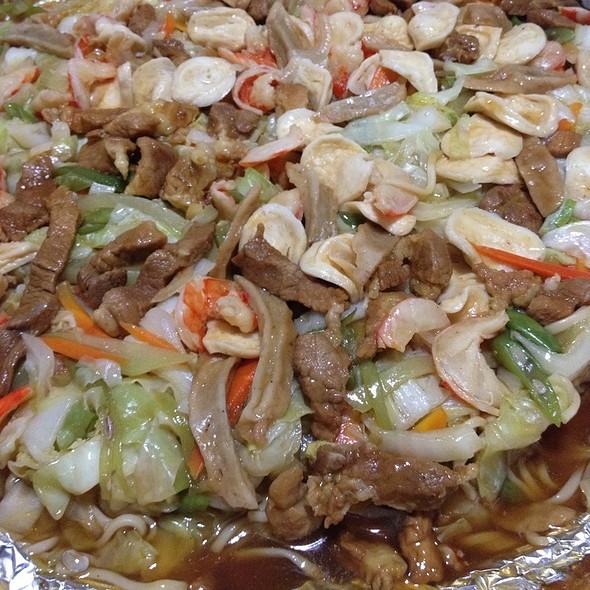 Amber 39 s menu foodspotting for Amber cuisine elderslie menu