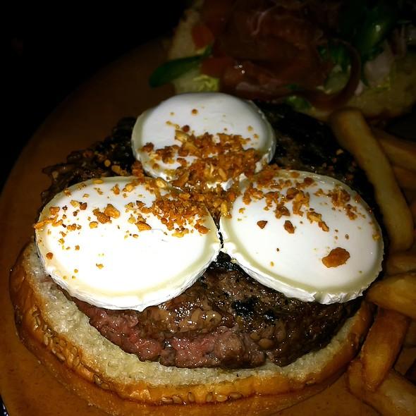 Mediterranean Burger @ Foster's Hollywood Alcobendas