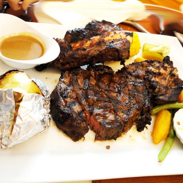 Steak - Madison's Grill - Union Bank Inn, Edmonton, AB