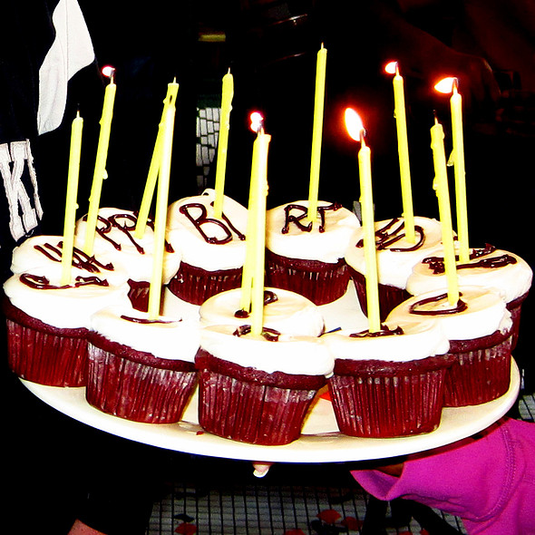 Classic Cupcake @ Sweet Mandy B's