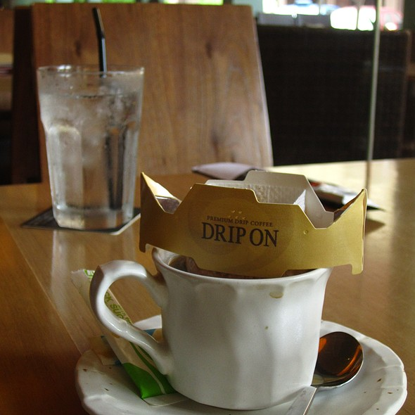 Drip Coffee @ Rakuzen Pte Ltd