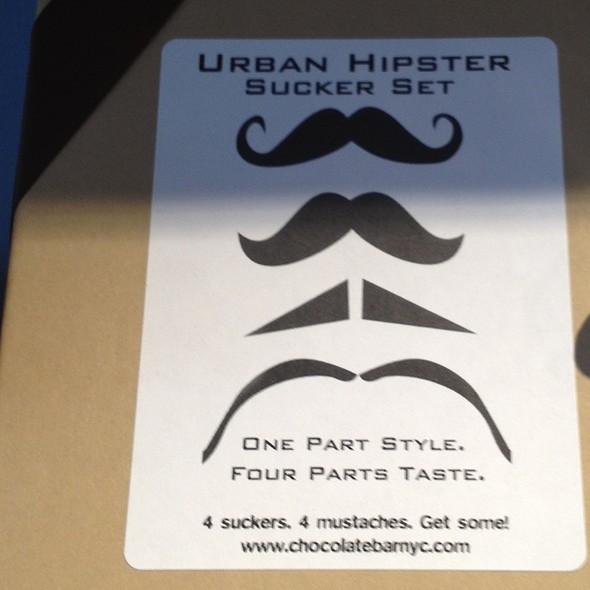 Urban Hipster @ Chocolate Bar