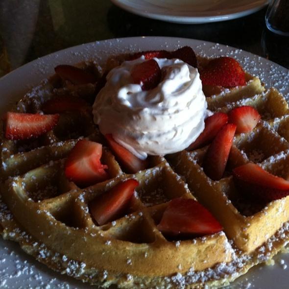 Belgian Waffle @ Greyfrars