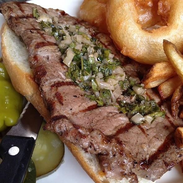New York Steak Sandwich - Napa General Store, Napa, CA
