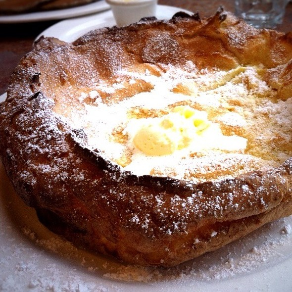 Dutch baby @ Original Pancake House