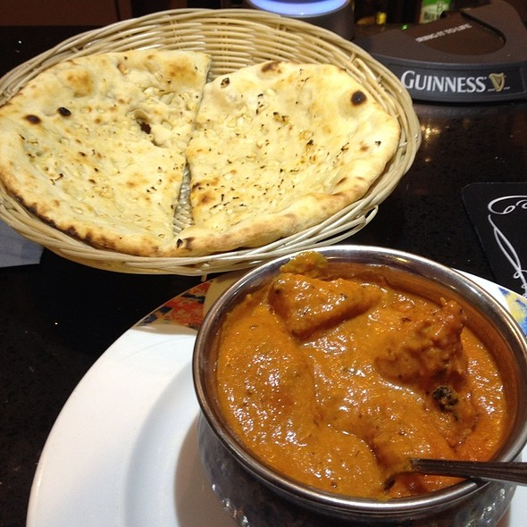 Butter Chicken @ Days Hotel