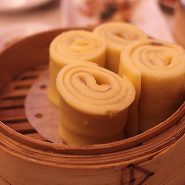 Malaysian Sponge Cake @ Golden Unicorn Restaurant Inc