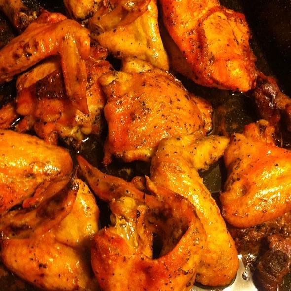 Oven Baked Chicken @ Mi Casa