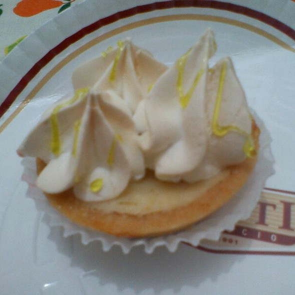 Lime Pie @ Mutti Capriccio