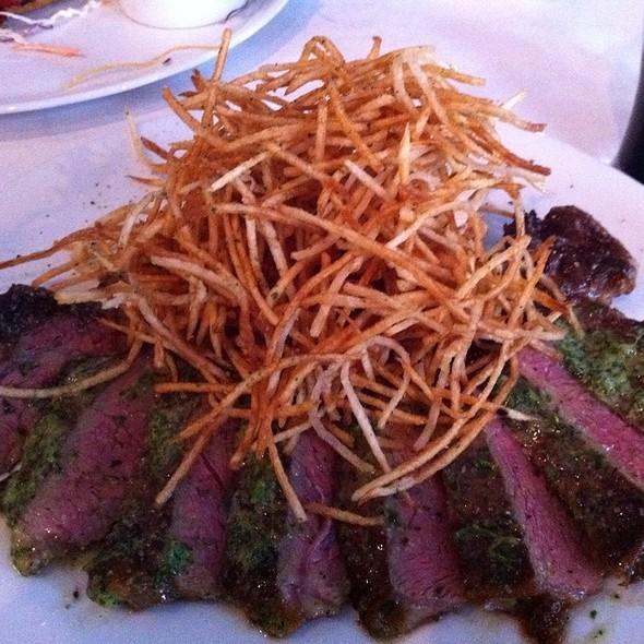 Steak @ The Sandbar