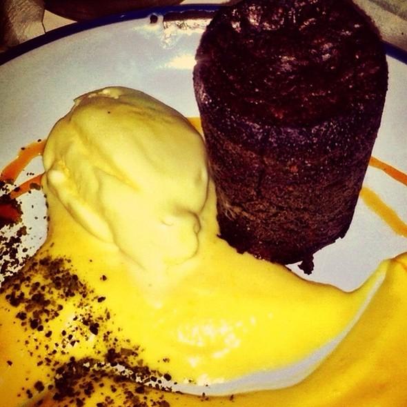Chocolate Bouchon @ Elizabeth Street Cafe