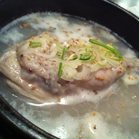 半鶏湯 @ 韓流美食