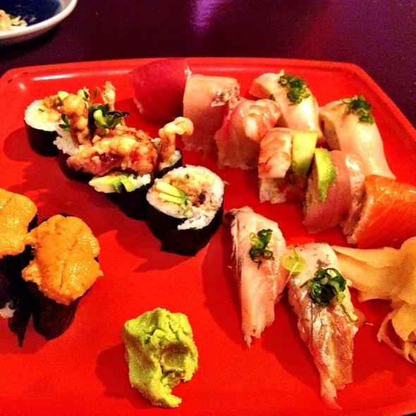 Sushi @ Amasia Hide's Sushi Bar