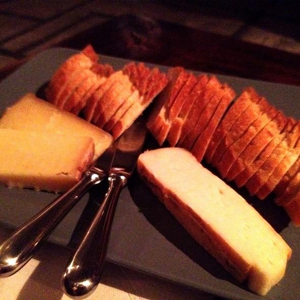 Cheese Plate @ Hotel Biron
