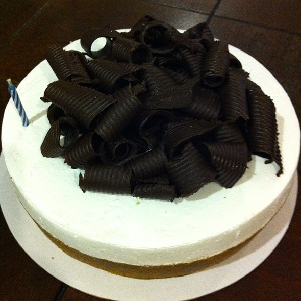 Banoffee Pie @ Banapple Pies & Cheesecakes