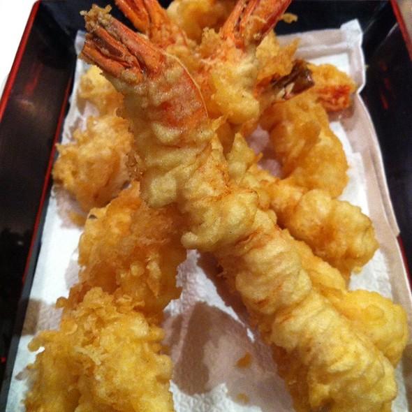 Ebi Tempura @ Kimpura Japanese Restaurant