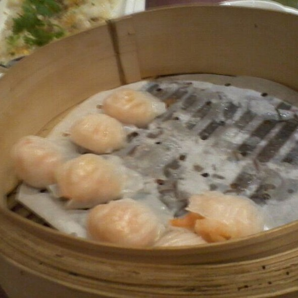 Shrimp Dumpling @ Royale Sharksfin Seafood Restaurant