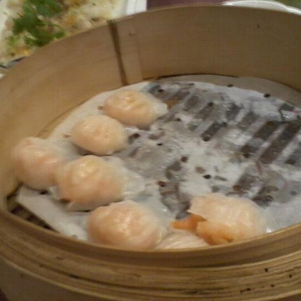 Shrimp Dumpling @ Royale Sharksfin Seafood Restaurant