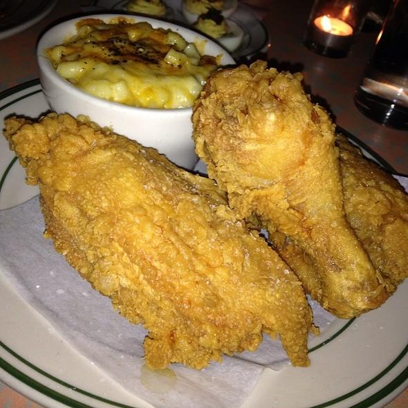 fried chicken @ The Cardinal