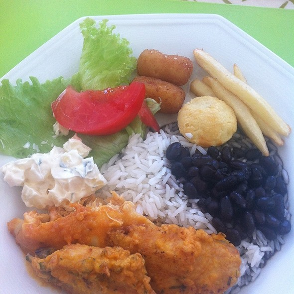 buffet @ Ninho Doce