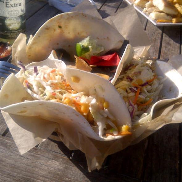 Whiskey Joe's Famous Tacos @ Whiskey Joe's Bar & Grill