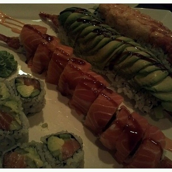 Special Rolls @ Well-Being Sushi