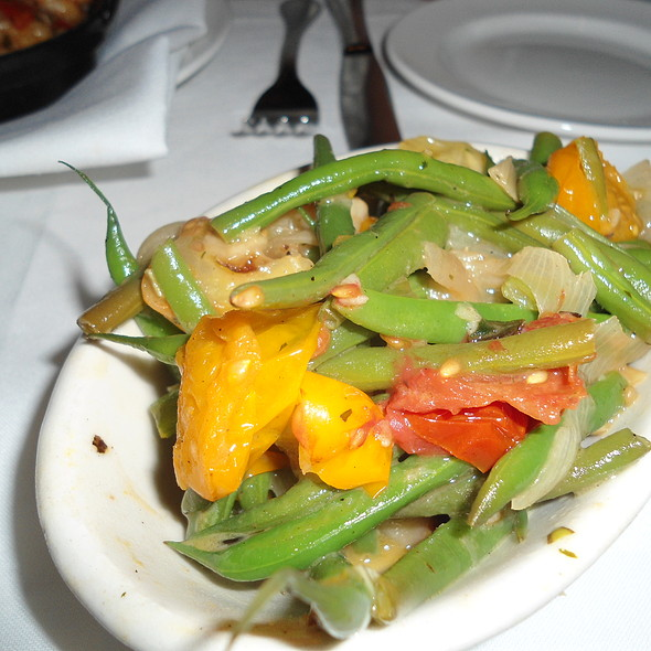 French Green Beans @ The Capital Grille